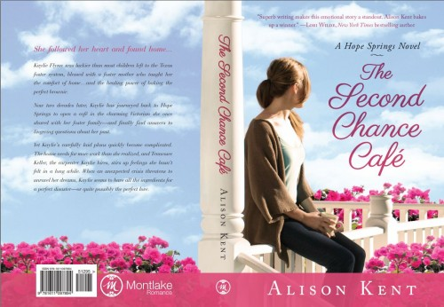 The Second Chance Cafe by Alison Kent