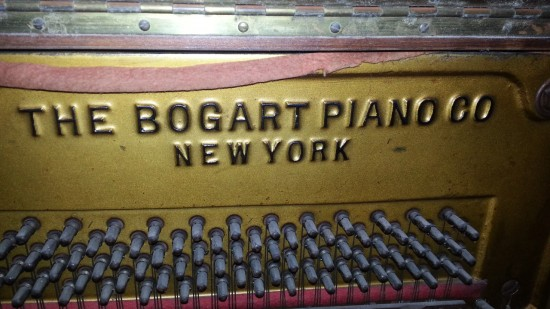 piano from bogart piano company