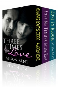 Three Time sLove Boxed Set