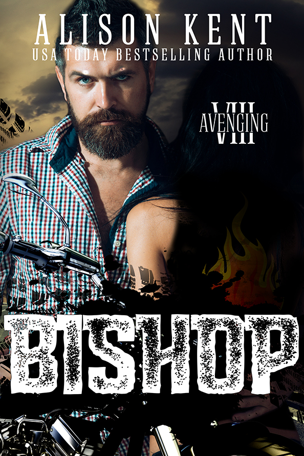 bishop :: avenging viii :: alison kent