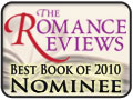 The Romance Reviews Best Book Nominee for The Icing on the Cake
