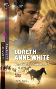 The Sheik's Command by Loreth Anne White