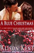 A Blue Christmas :: Alison Kent