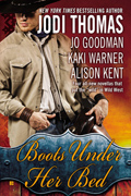 Boots Under Her Bed - The Hired Gun's Heiress :: A Dalton Gang Novella :: Alison Kent
