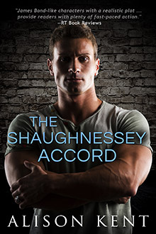 The Shaughnessey Accord by Alison Kent