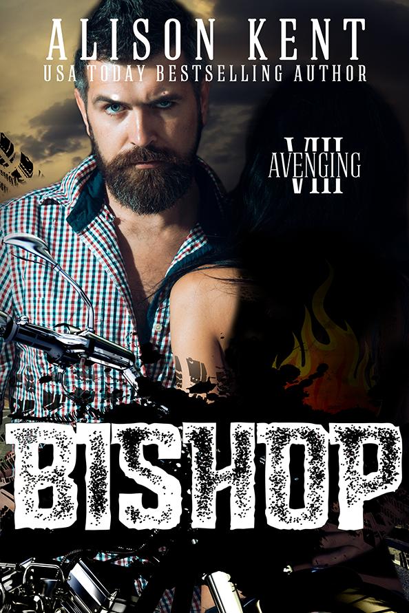 bishop :: avenging viii :: alison kent